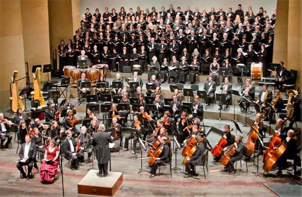 San José Symphonic Choir & Orchestra