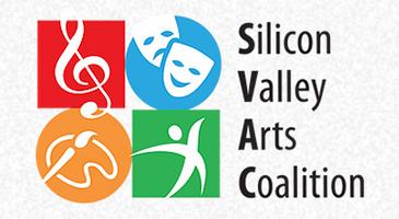 Silicon Valley Arts Coalition logo